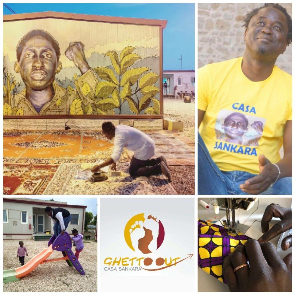 """Casa Sankara. """"Un progetto da realizzare tutti insieme"""""""