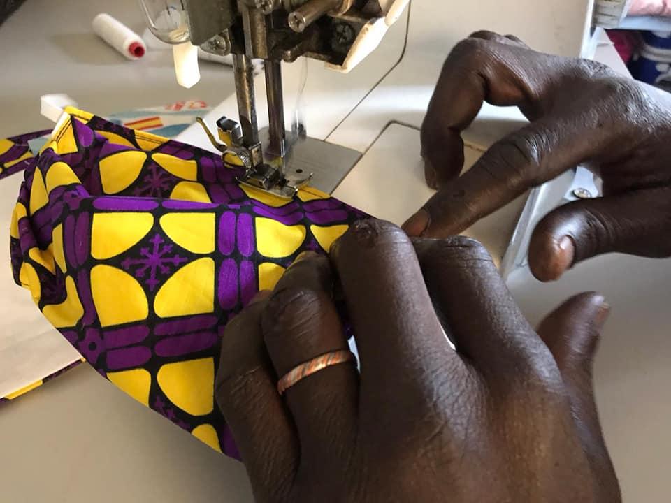 Casa Sankara. Le mani che fanno senza fermarsi mai