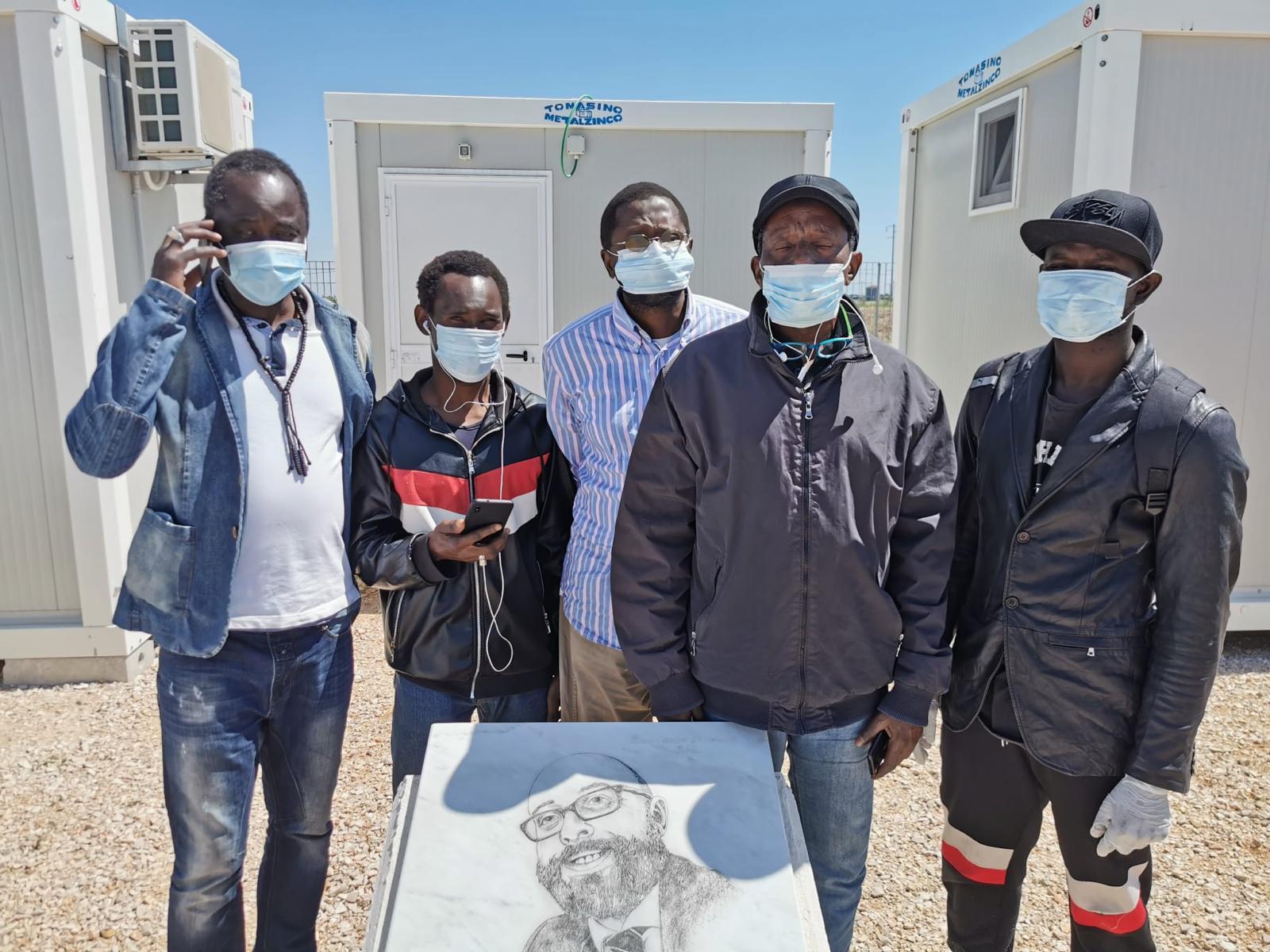 A Casa Sankara donate mascherine e prodotti igienizzanti