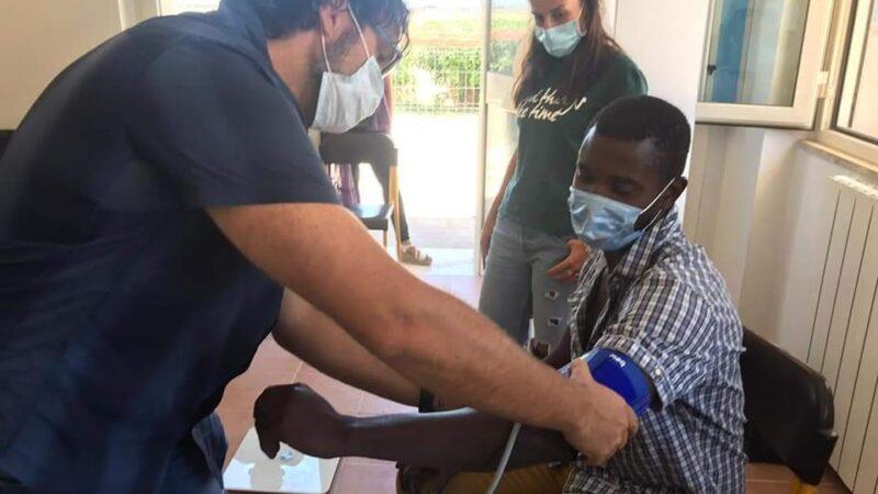 Il Progetto Fami Salute approda a Casa Sankara