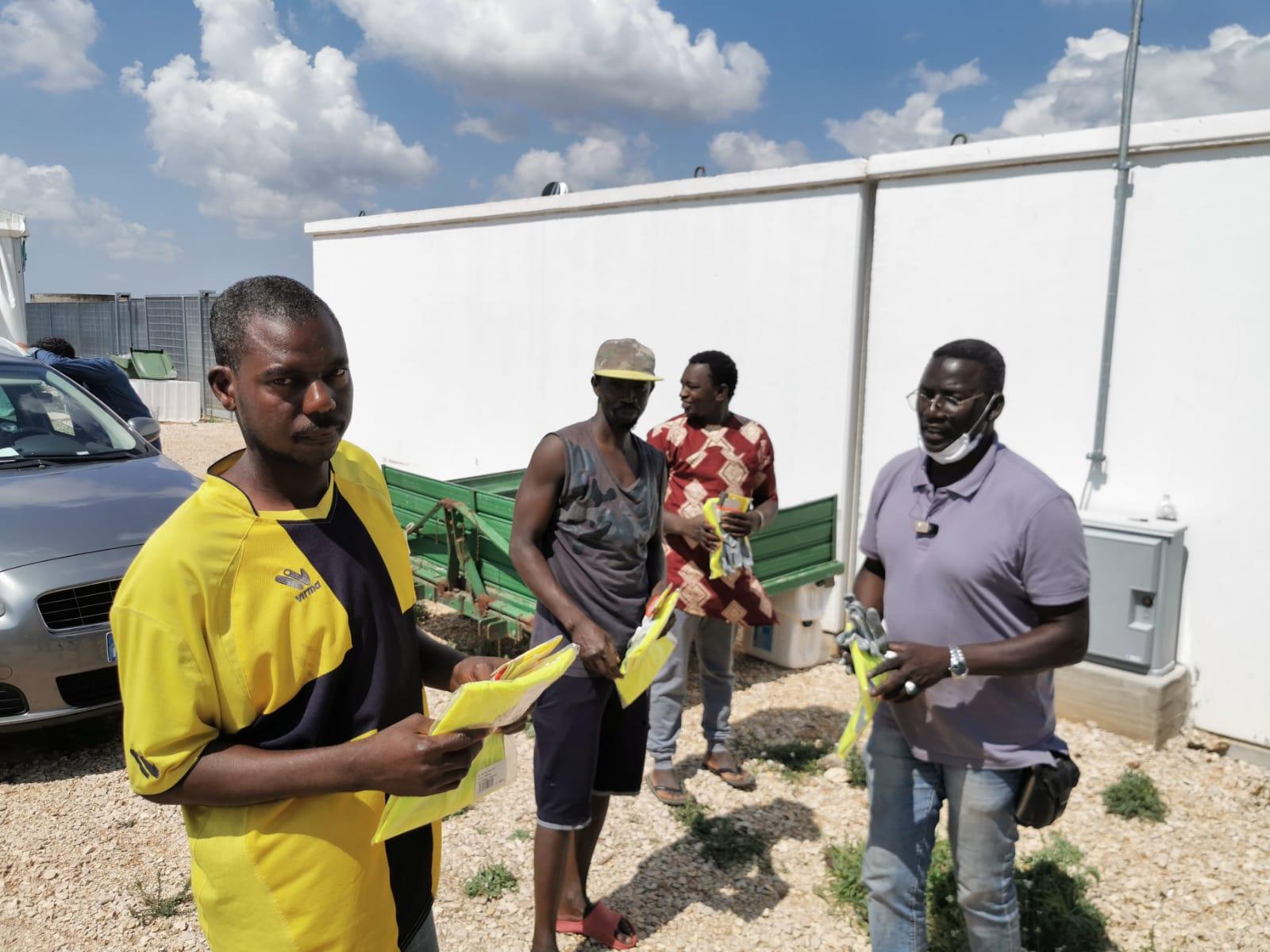 A Casa Sankara altri venti ragazzi firmano contratto  di lavoro